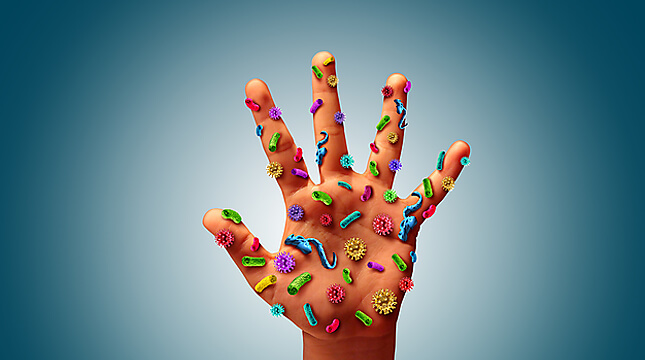 بهداشت دست