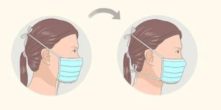 بستن ماسک