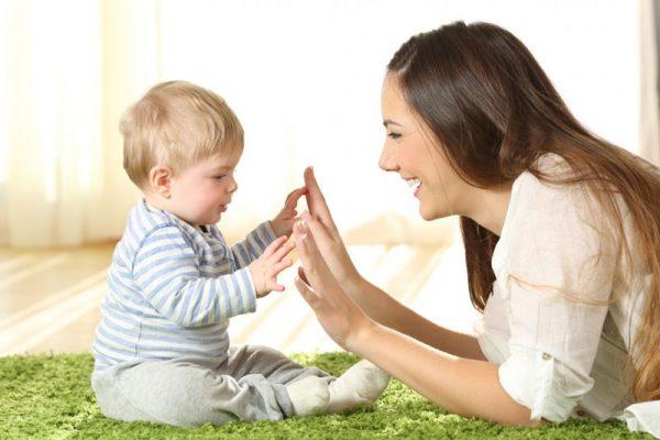 پرستاری کودک در منزل