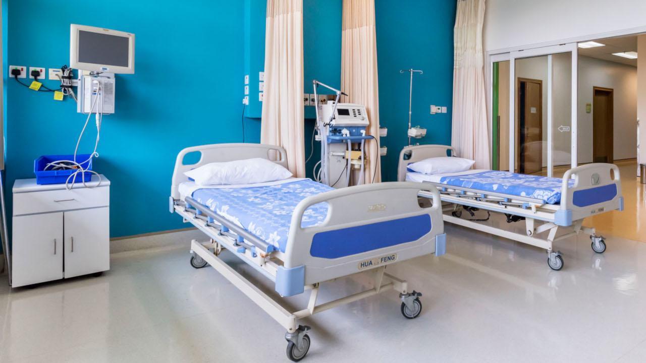 تخت بیمار، تجهیزات پزشکی