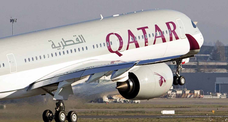 تست پی سی ار قطر ایرویز